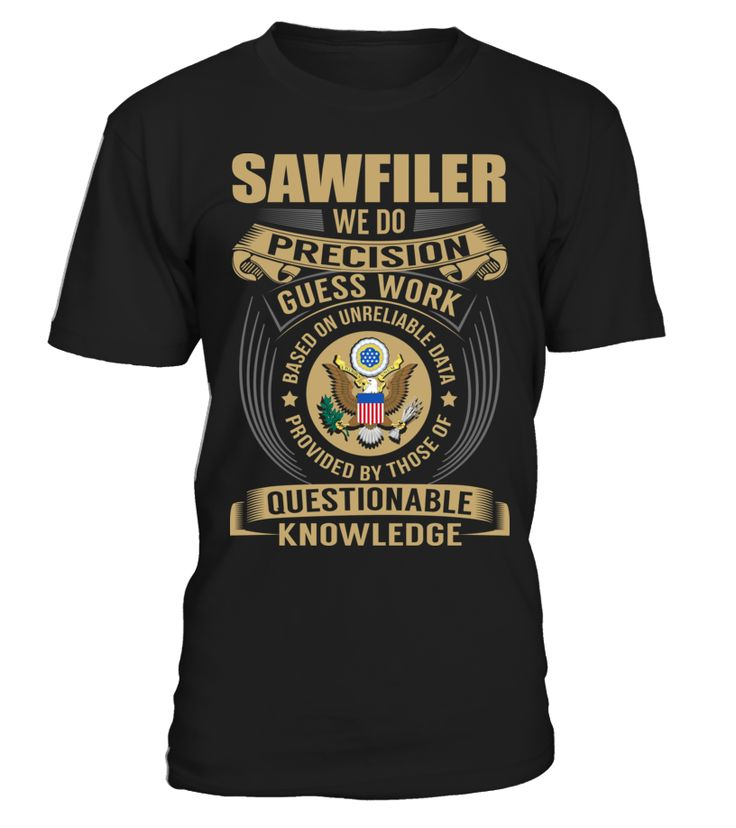 Sawfiler - We Do Precision Guess Work