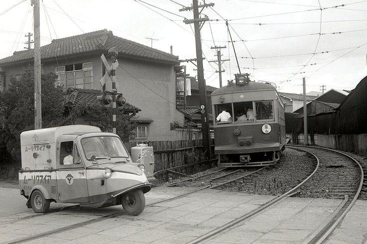 地方私鉄 1960年代の回想