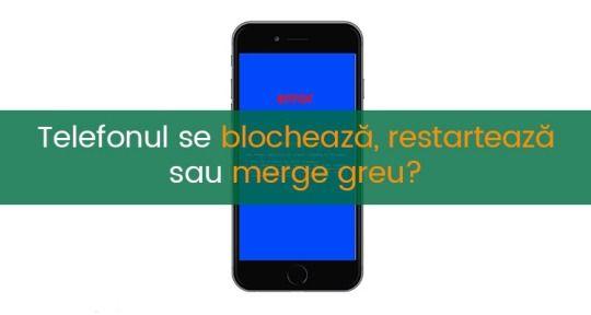 O situatie extrem de neplacuta pentru un utilizator de smartphone este fara doar si poate aceea in care are mare nevoie de dispozitiv pentru a cauta ceva pe internet, sau pentru a suna pe cineva, insa dintr-un motiv sau altul, telefonul se blocheaza. http://blog.cadouriieftine.ro/post/157773706923/de-ce-se-blocheaza-unele-telefoane