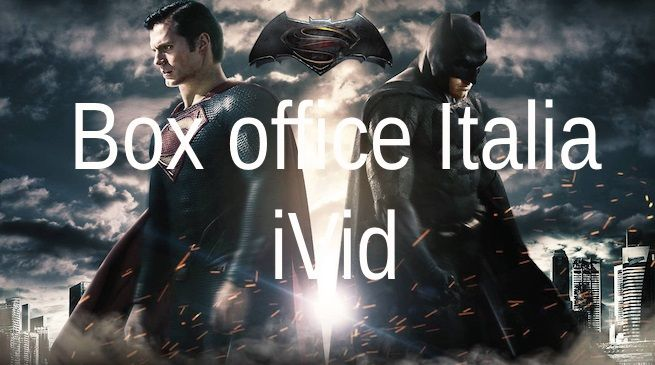 Box Office di Pasqua nel segno di Batman v Superman
