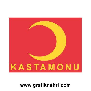Kastamonu Belediyesi Logosu Vektörel