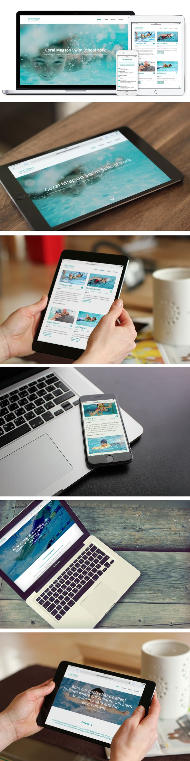 We're proud to announce our latest website design & brand project. Check it out here http://swimminglessonsyork.co.uk or read our case study here http://ignitedesign.co.uk/portfolio-item/coral-magson-swim-school/. Let us know what you think!