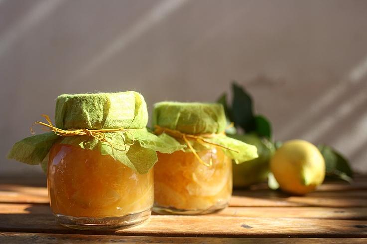 #Marmellata di Limoni www.lavilladelre.com #hotellavilladelre