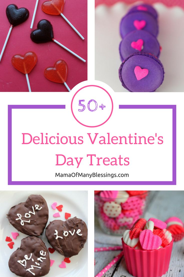 50 Delicious And Festive Valentines Day Recipes Ideas