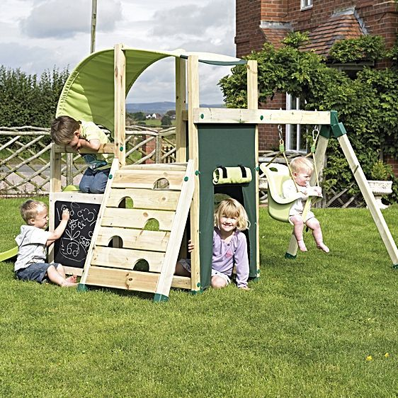 TP Early Fun Activity Tower