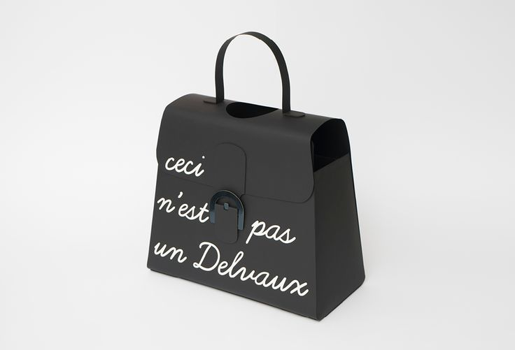 Delvaux Bag artwork