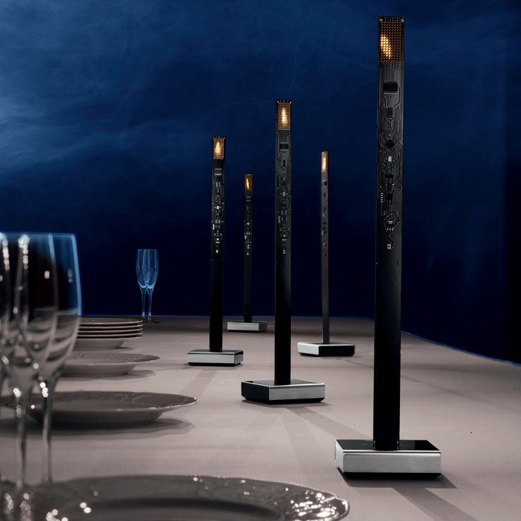 10 Modern Centerpieces to Try | Design Matters by Lumens - Hi-Tech Table settimh