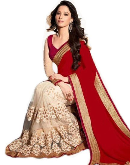 #Ekaa Red Bollywood Saree  http://www.voonik.com/recommendations/ekaa-red-bollywood-saree-ekaa-fashion-efs1098-red