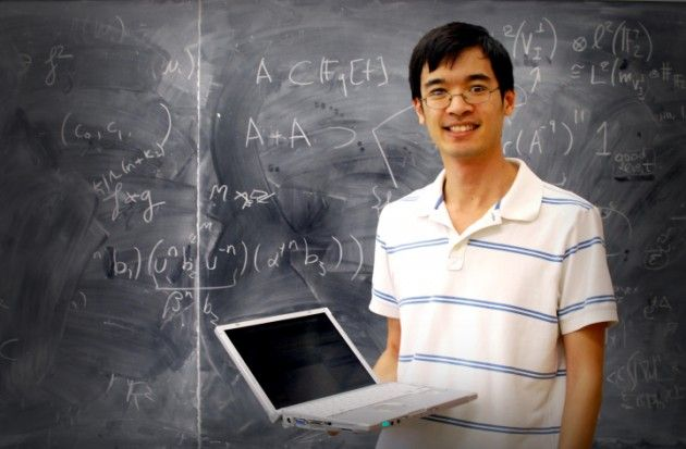3. Terence Tao That's not too shabby for his very first job. It's impressive enough that Tao has research papers that total more than 230, but his associate scientists commemorate him for the leading number proofs as well as his efforts toward additive number theory, partial differential equations, combinatorics and harmonic analysis. The cherry on top is that he wed a rocket scientist. Read more at http://herbeat.com/5-smartest-people-ever/#13OiEZJYXct3fhri.99