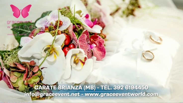 Graceevent World Wedding Planner a Carate Brianza dal 2008.  Atelier online