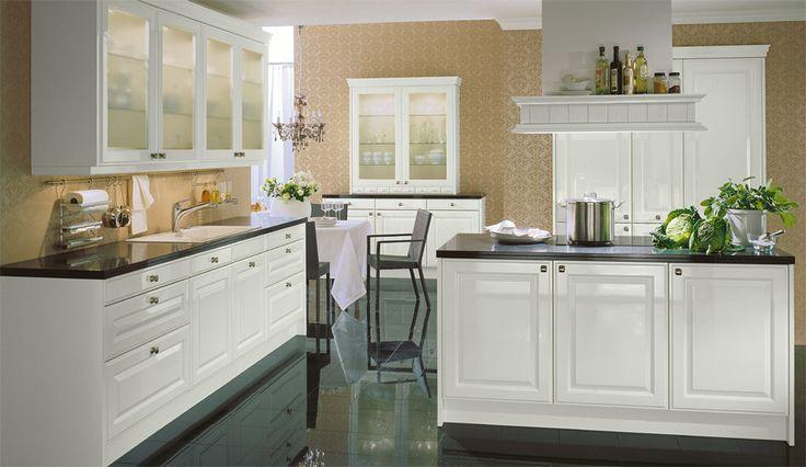 10 besten landhausk chen bilder auf pinterest k chen design haus k chen und kleine k chen. Black Bedroom Furniture Sets. Home Design Ideas