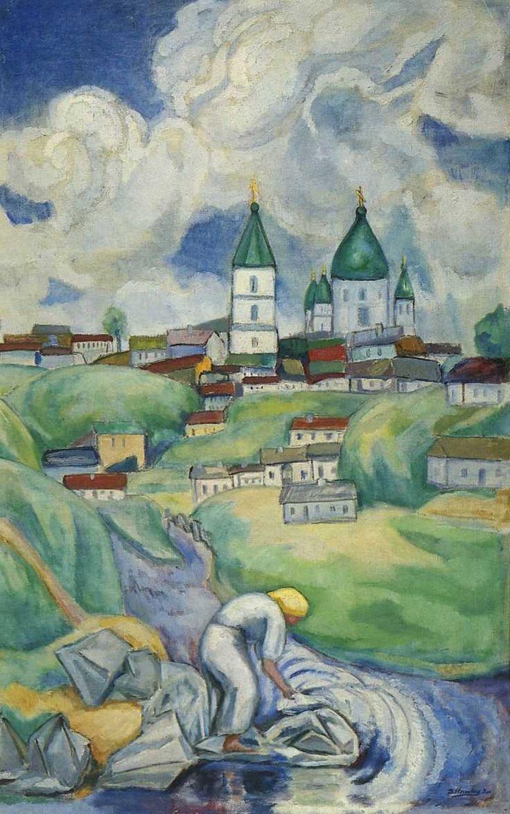 David Shterenberg 1881-1948