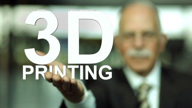 128 best latest news anupartha images on pinterest for Who invented the 3d printer