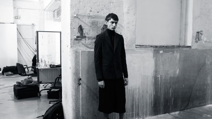 'I wanted to do an honest and direct collection. Things I want to wear, and you want to wear.' - that was Damir Doma starting point for his Fall/Winter 2014-15 collection. See the reportage on Journal #damirdoma