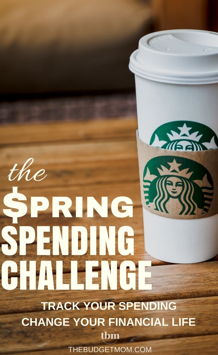 A spending challenge designed to show you where your money is going. Cut back on unnecessary spending and create a realistic working budget! via @thebudgetmom