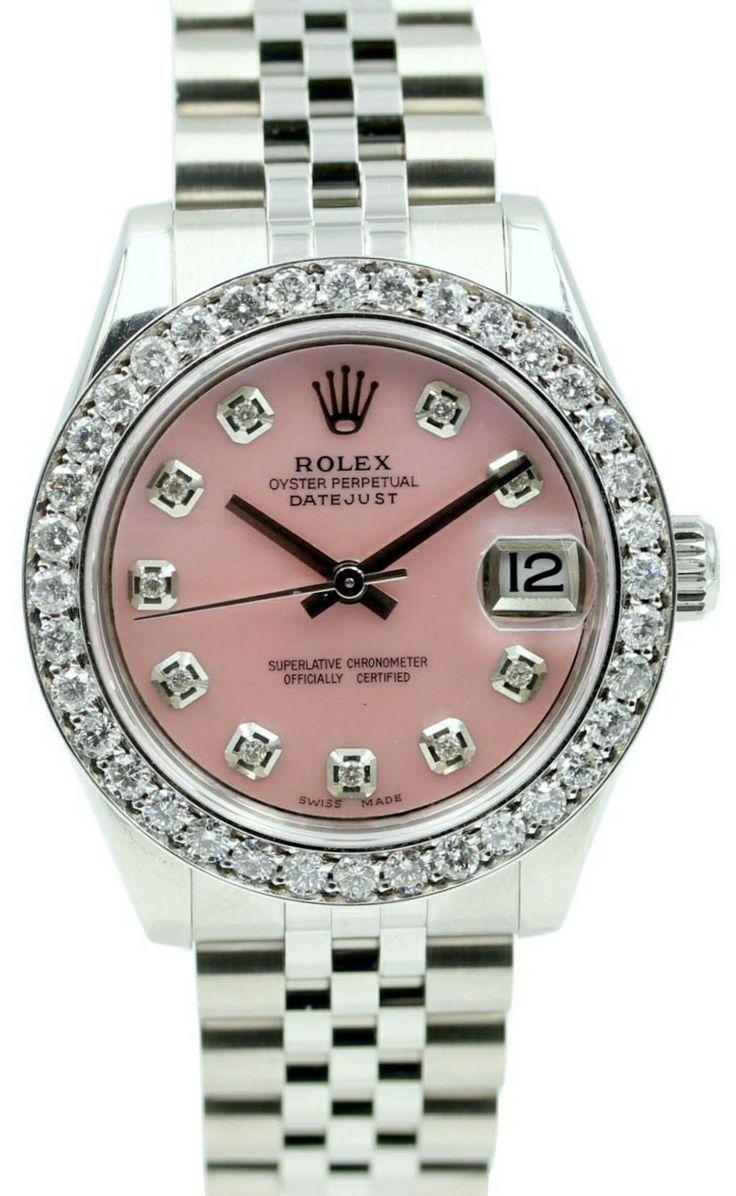 Rolex Uhren Damen Datejust