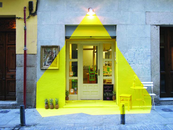 Installazione ( FOS ) a Madrid