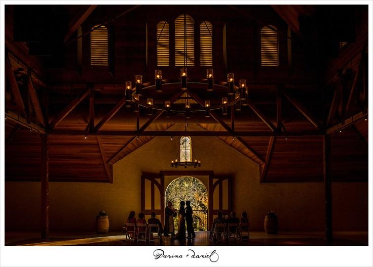 Charles Krug Vineyard, Napa Valley, California, Wedding ceremony | Photography by Davina + Daniel http://davinaplusdaniel.com