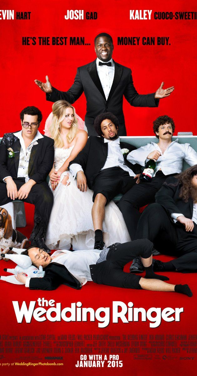 Directed by Jeremy Garelick.  With Kaley Cuoco-Sweeting, Alan Ritchson, Josh Gad, Kevin Hart. A shy young groom needs to impress his in-laws, so he turns to a best-man-for-hire to help him out.