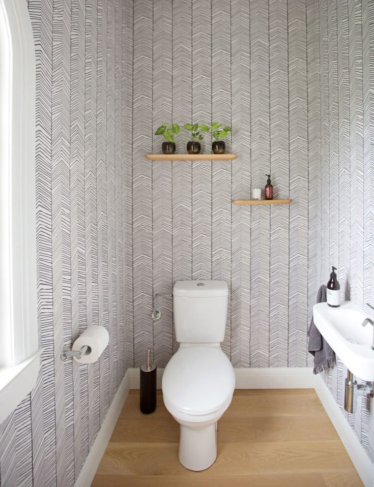Auckland bathroom renovation inspired by Scandinavian style