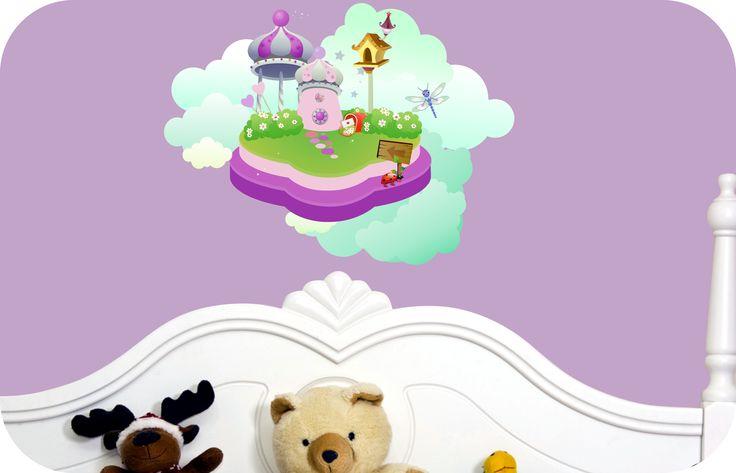 Fantasy Castle Pink