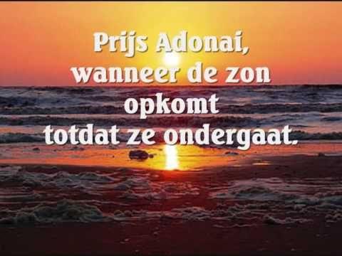 Opwekking 638 Prijs Adonai - YouTube