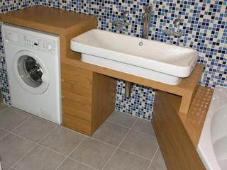 Ako vyriešiť pult pod umývadlo? - - Kúpelňa