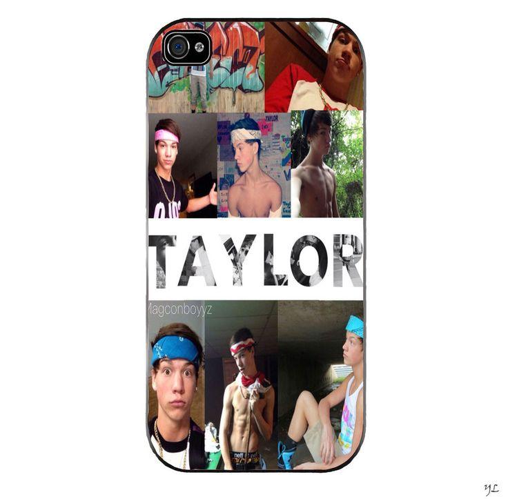 taylor cannif magcon boys iphone 4,4s,5,5s,5c,6 samsung galaxy S3,S4,S5 case #UnbrandedGeneric