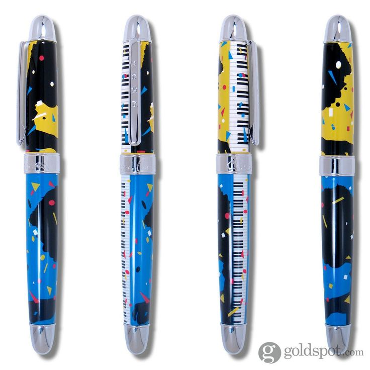 Acme El Boli Standard Rollerball Pen - Chick Corea