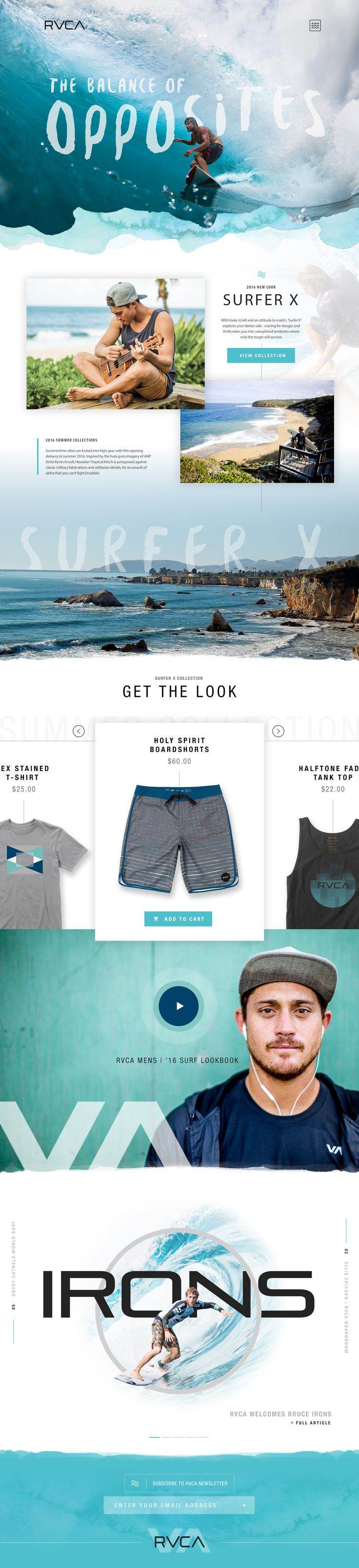 this is cool post , but what I would have did was also put boards up there for sale , just like they did the swimming trunks on the page .also they could have put a little information about surfing or something I feel like it was kind of basic and rushed. http://ecommerce.jrstudioweb.com/