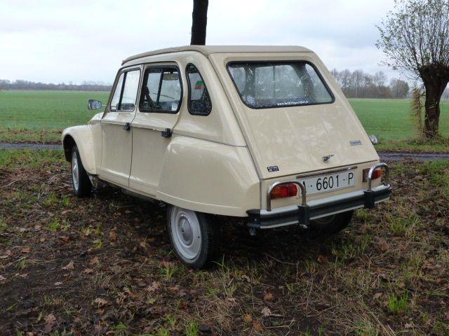 Citroën Dyane 6 - 1978