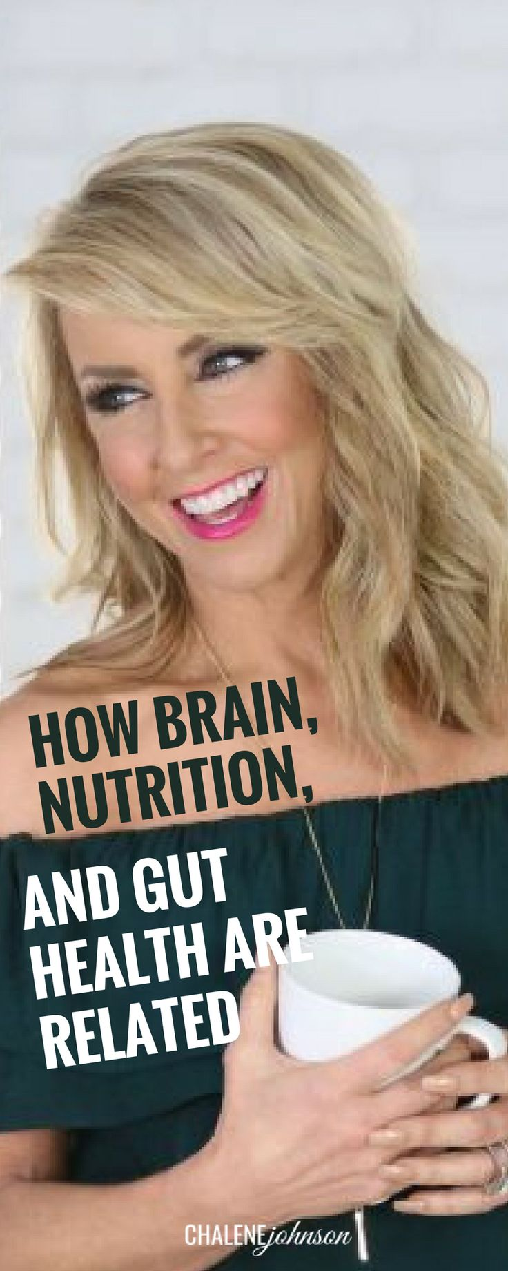 How brain, nutrition, and gut health are related. http://www.chalenejohnson.com/healthy-living/why-i-became-a-pseudo-scientist-how-brain-nutrition-and-gut-health-are-related/#_l_3v