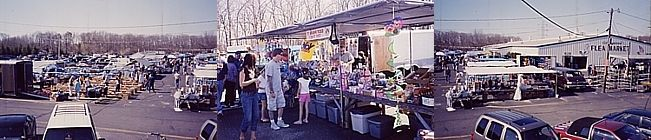 Collingwood Auction & Flea Market, Farmingdale, NJ