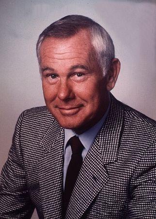 Johnny Carson, NBC circa 1980.