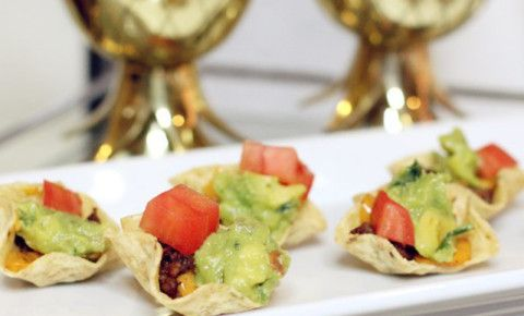 Check Out Why This Nacho Bar Cart Is Perfect For Hosting