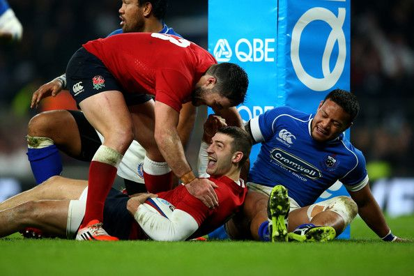 England v Samoa - QBE International