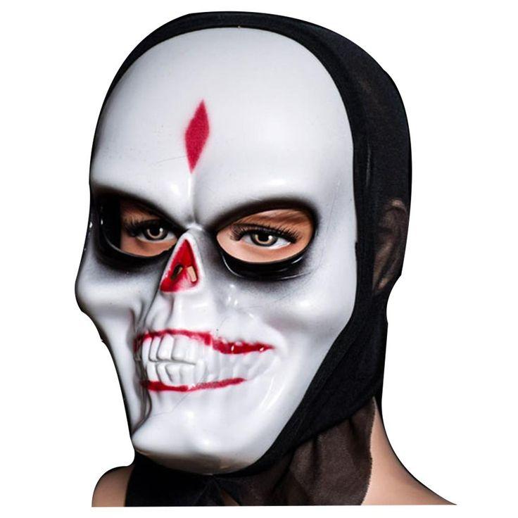 Víspera de Todos los Santos Cráneo Mascara Bar Dance Horror Asustadizo Soul Props Demon Devil