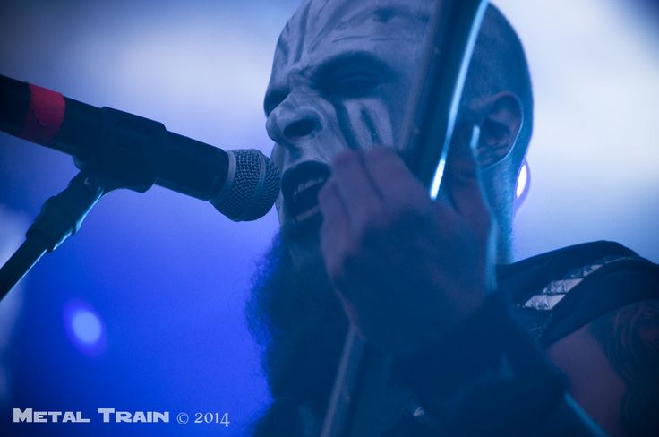 Luciferian in Bogota - Metal Train