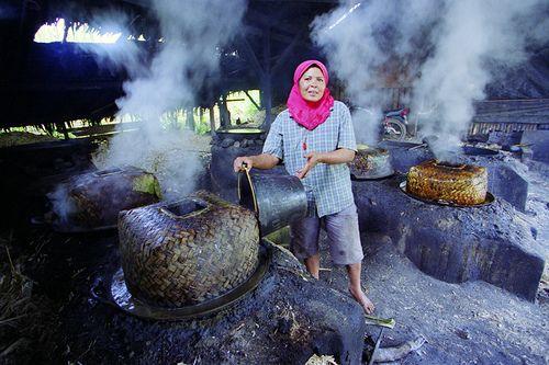 The Minangkabau: A Matriarchal Society #minang #minangkabau #sumatra #indonesia #women #travel