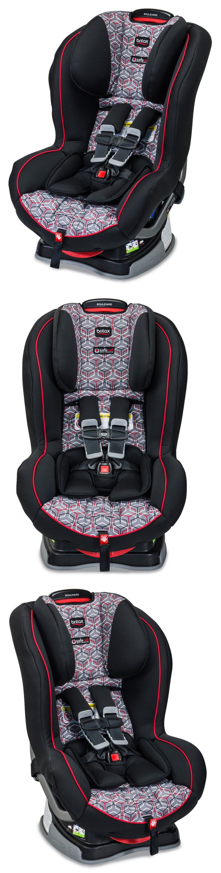 Convertible Car Seat 5-40lbs 66695: New Britax Frontier Clicktight Combination Harness-2-Booster Car Seat Baxter -> BUY IT NOW ONLY: $189.99 on eBay!