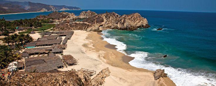 ¿Te gustan los destinos donde puedes estar rodeado por la naturaleza? Estas tranquilas playas de Michoacán te fascinarán.