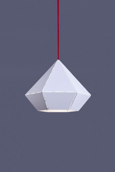 DIAMOND white-red zwis 6342 Nowodvorski Lighting - Sklep z oświetleniem