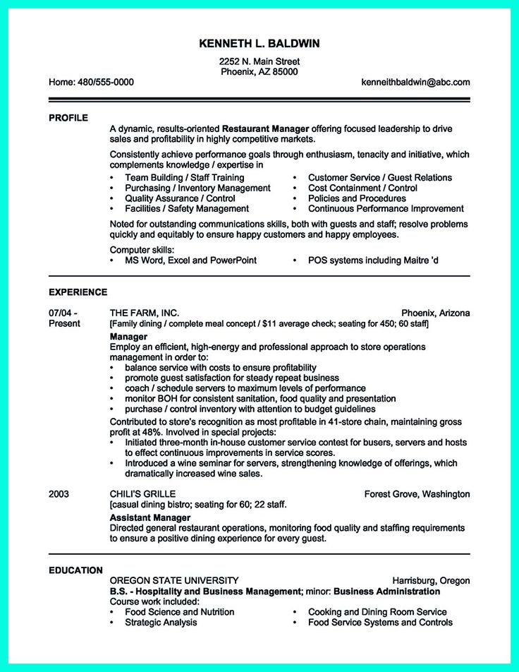 Best Best Retail Resume Templates  Samples Images On