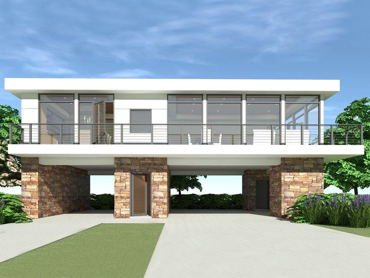 129 best mil images on pinterest garage apartments for Carport apartment
