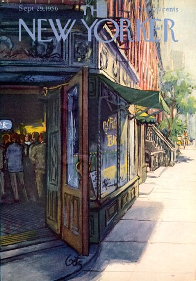 in so many words...: 20 Favorite New Yorker Covers - Arthur Getz