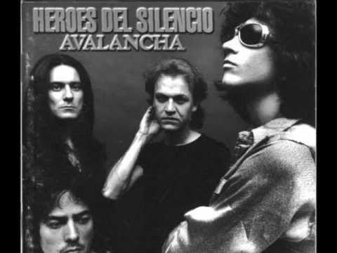 Heroes del Silencio avalancha - YouTube