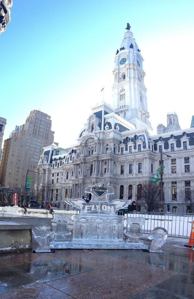 In the heart of Philadelphia