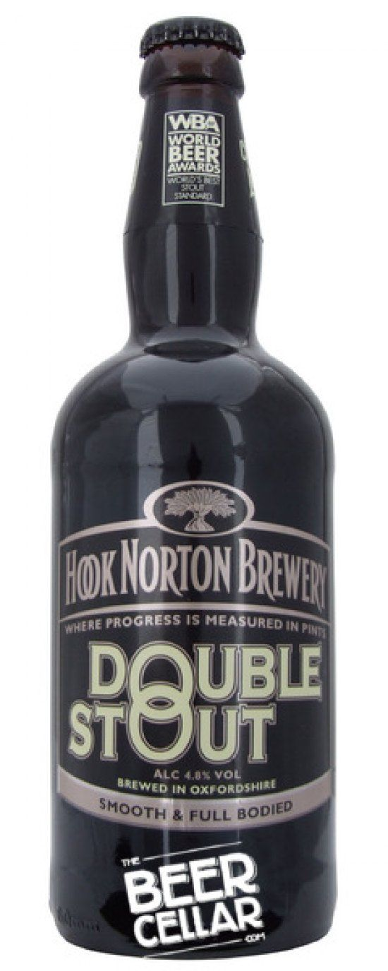 Stout from Hook Norton, England