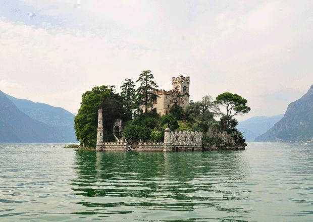 Islola di Loreto, Montisola, Italy