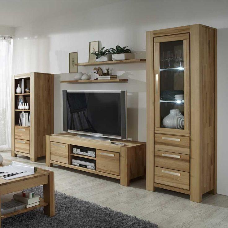 Die besten 25+ Tv board holz Ideen auf Pinterest Tv möbel - wohnzimmerschrank modern wohnzimmer